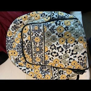 Vera Bradley laptop backpack pattern:go wild